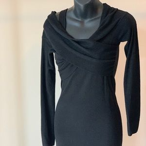 Donna Karan black dress